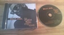 CD Pop Billy Joel - To Make You Feel My Love (1 Song) Promo COLUMBIA Dylan jc