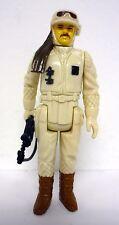 """STAR WARS REBEL COMMANDER Vintage Action Figure ESB 3.75"""" COMPLETE C8+ 1980"""