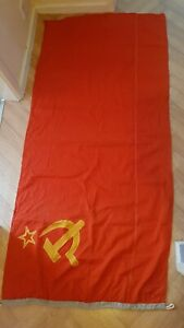 Genuine USSR Flag
