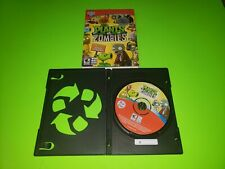 Plants vs Zombies Game of the Year GOTY PC TESTED VERY GOOD Versus PopCap