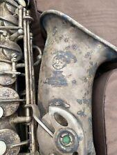 Saxophone Alto Henri Selmer