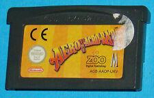 Aero The Acro-bat - Game Boy Advance GBA Nintendo - PAL