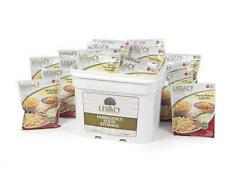 Legacy Premium Long Term Food Storage 60 Serving Breakfast, Lunch, Dinner CB0060