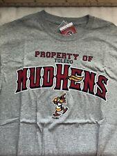 Toledo Mud Hens Minor League Baseball Logo T Shirt Mens M