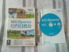 Wii Deportes Para Nintendo Wii PAL completo con puntos Sin Usar Club Nintendo