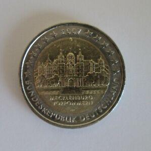 2 Euro commémorative Allemagne 2007(Atelier G)