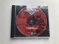 ComMand & ConQuer Tiberian Sun Pc Disc And Case Only