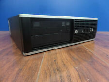 HP COMPAQ ELITE 8300 SFF DESKTOP PC INTEL i7 3.40GHz 4GB 500GB WINDOWS 10 FEDEX
