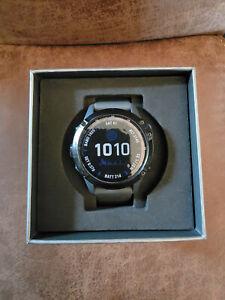 Garmin Fenix 6 Pro Solar Edition 47mm Slate Gray Case with Gray Band GPS Watch