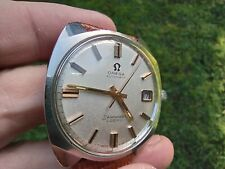 OMEGA SEAMASTER COSMIC VINTAGE AUTOMATIC WATCH CAL 565 WITH ORIGINAL CLASP