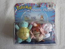 Pokemon:  1999 Battle Play Set:  #07 Squirtle vs. #21 Spearon NIP - READ NOTE