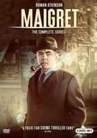 Maigret: The Complete Series [New DVD] 2 Pack, Eco Amaray Case
