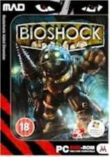 BioShock - PC DVD - New & Sealed