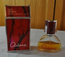 Vintage Avon Ariane Ultra Cologne Spray 1.8 oz 50% Full Discontinued Scent