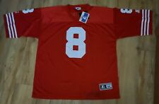 San Francisco 49ers Steve Young #8 Authentic 1995 Starter Jersey men's size-XL