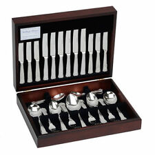 Silver Plated Handle Cutlery Sets & Canteens with 44 Pieces