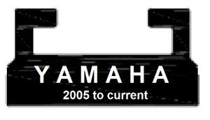 "UHMW Hyfax Slides for YAMAHA 56"" long - pair - BLUE APEX PHAZER VECTOR RAGE RX1"