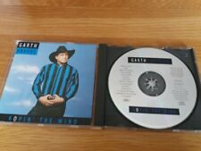 GARTH BROOKS ROPIN' THE WIND ( ITALY IMPORT ) 14 TRACKS