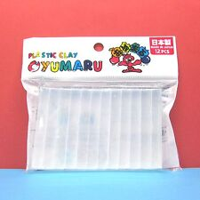 Oyumaru modeling Compound Moulding Stick [Clear] 12pcs set