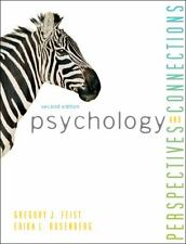 Psychology : Perspectives and Connections by Gregory Feist and Erika.