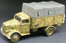 KING & COUNTRY WW2 GERMAN ARMY WS090 OPEL BLITZ GERMAN TRUCK MIB