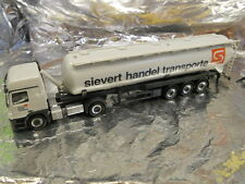 ** Herpa 297806  MB Actros L 08 Silo Semitrailer   Sievert  1:87 HO Scale