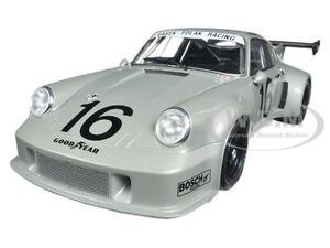 PORSCHE 911 RSR #16 MID-OHIO 3 HOURS 1977 FOLLMER 1/18 CAR BY NOREV 187427