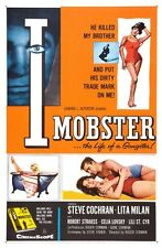 I Mobster Movie Poster 24in x 36in
