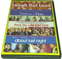 THINK LIKE A MAN & THINK LIKE A MAN TOO ABOUT LAST NIGHT DVD