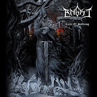 Angist - Circle Of Suffering LP (Hammerheart, 2014) *Death Metal *Grey Vinyl