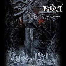 Angist - Circle Of Suffering LP (Hammerheart, 2014) *Death Metal *Grey Vinyl