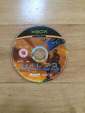 Halo 2: paquete de mapa multijugador para Microsoft Xbox * disco solamente *