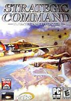 Strategic Command European Theater Pc New Cd Rom In Paper Sleeve Win10 to 98