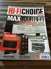 HI-FI Choice CD Amp Speakers Sub Music Cables Etc Issue No 316 February 2009