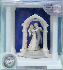 Porcelain Promenade Figurine Wedding Cake Topper from Wilton #508 - NEW