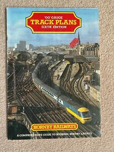 Hornby Track Plans 6th Edition