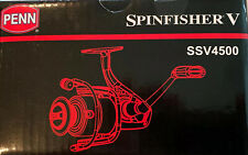 New Penn Spinfisher V Model 4500