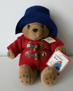 EDEN Paddington Bear Plush 11ins Tall 2001