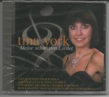 """TINA YORK - Meine schönsten Lieder - CD 1995 NEU & OVP """"Monsieur le General"""""""