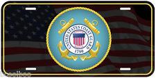 Coast Guard Novelty Car License Plate