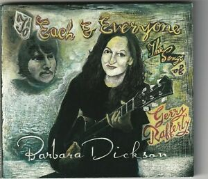 Barbara Dickson - To Each & Everyone: Songs of Gerry Rafferty  (Greentrax 2013)