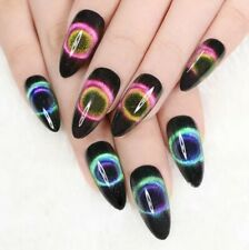 BORN PRETTY Magnetic Nail Gel Polish 9D CAT EYE UV LED Soak Off Chameleon Magnet