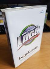 Logo Design Studio CD Rom Software & Tagline ~ Boxed ~ Design Your Business Logo