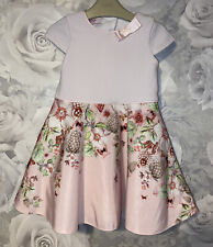 Girls Age 12-18 Months - Ted Baker Pretty Summer Dress