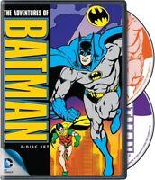 The Adventures of Batman [New DVD] Full Frame, 2 Pack, Eco Amaray Case