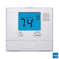 Pro1IAQ T701 1H/1C Non- Programmable Digital Thermostat
