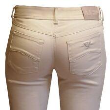 Giorgio Emporio Armani Jeans beige Sommerhose Stoffhose Größe 31 239€ NEU haute