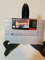 F-ZERO Super Nintendo SNES Game Cartridge Only Free Ship