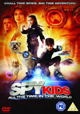 SPY Infantil 4 - All the time in the world 3d DVD Nuevo DVD (edv9715)