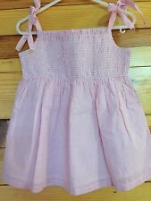 NWOT Gymboree Girls Desert Dreams Striped Smocked Top Size 4